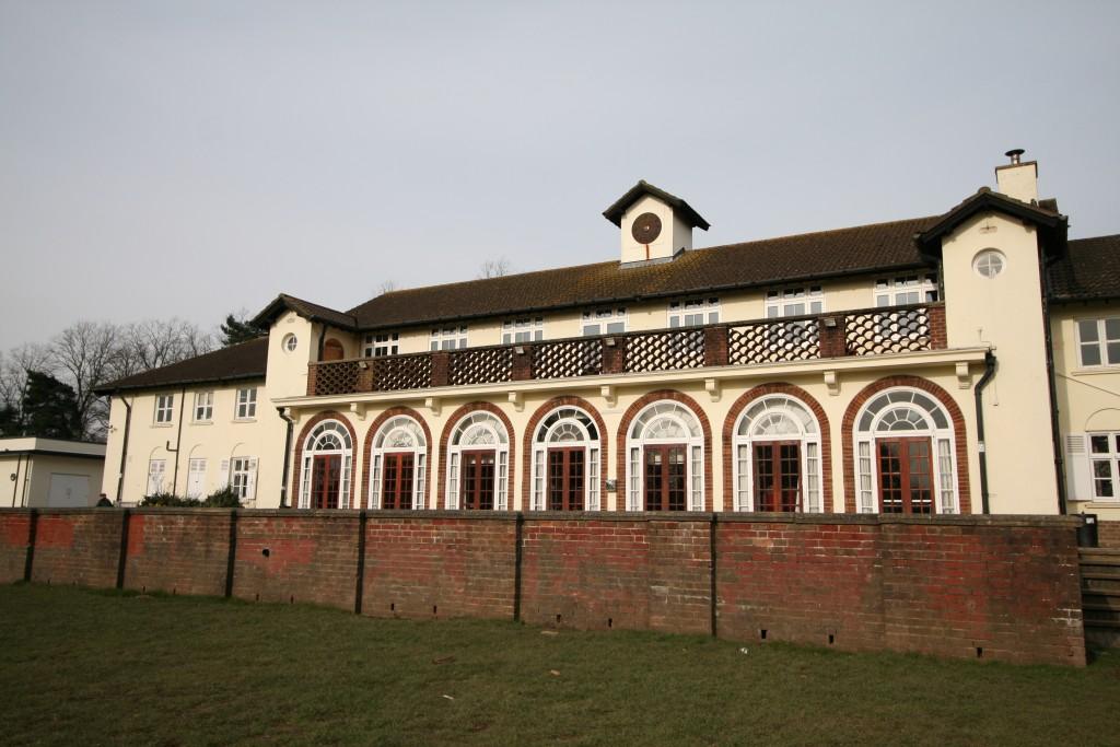 Rowheath Pavilion