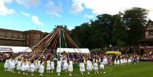 Bournville Village Festival 2012