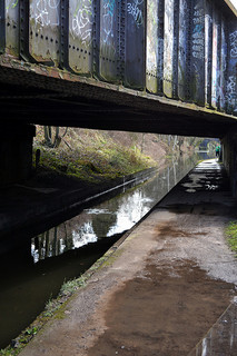 Canal near Selly oak